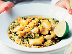 Kipper Kedgeree Recipe