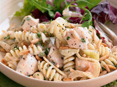 Smoked Salmon Pasta Recipe
